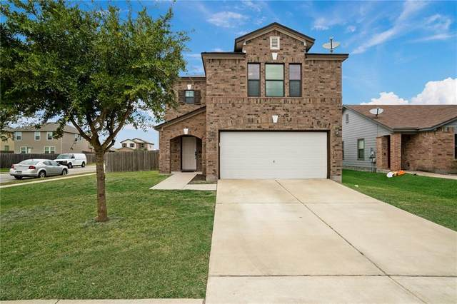610 Big Sur Trl, Taylor, TX 76574 (#7240221) :: The Summers Group