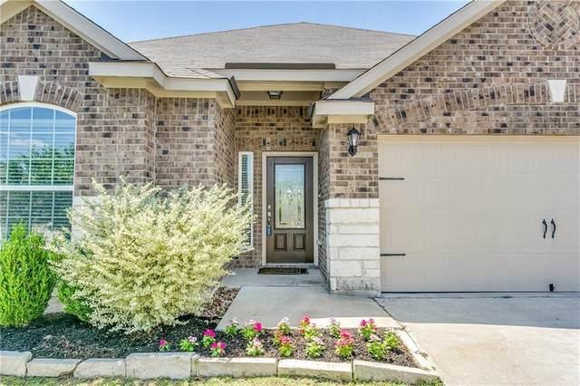 19625 James Manor St, Manor, TX 78653 (#7241516) :: Papasan Real Estate Team @ Keller Williams Realty