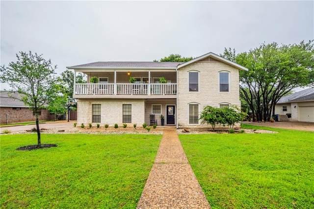 206 Morning Cloud St, Lakeway, TX 78734 (#7242487) :: Papasan Real Estate Team @ Keller Williams Realty