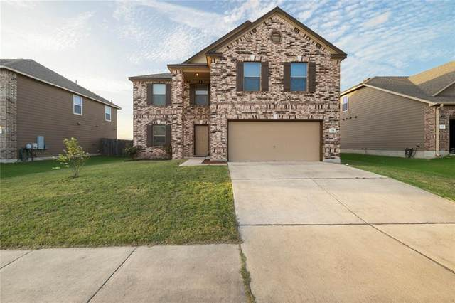 134 Carrington St, Hutto, TX 78634 (#7245894) :: The Perry Henderson Group at Berkshire Hathaway Texas Realty