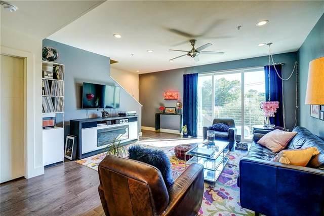 604 N Bluff Dr #203, Austin, TX 78745 (#7247062) :: RE/MAX Capital City