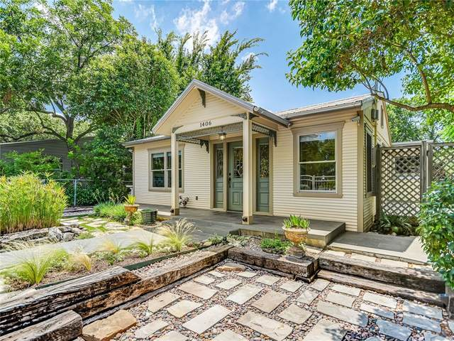 1406 Bouldin Ave, Austin, TX 78704 (#7248511) :: The Perry Henderson Group at Berkshire Hathaway Texas Realty