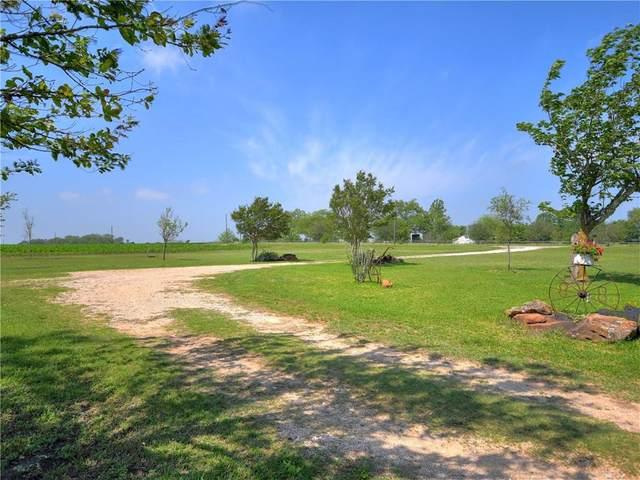 2505 Fm 973, Taylor, TX 76574 (#7248542) :: Zina & Co. Real Estate