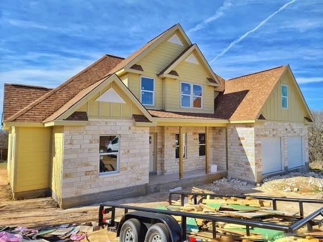 105 Chesterfield Dr, Kingsland, TX 78639 (MLS #7249454) :: Green Residential