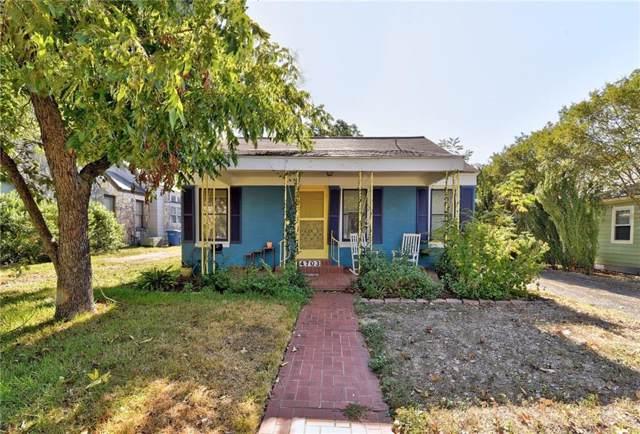 4703 Ramsey Ave, Austin, TX 78756 (#7251867) :: Watters International