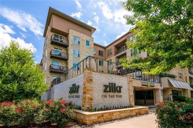 1900 Barton Springs Rd #1011, Austin, TX 78704 (#7251986) :: The Heyl Group at Keller Williams
