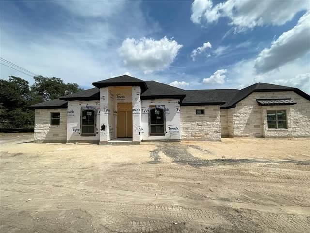 805 Van Bibber Rd, Salado, TX 76571 (#7255846) :: Papasan Real Estate Team @ Keller Williams Realty