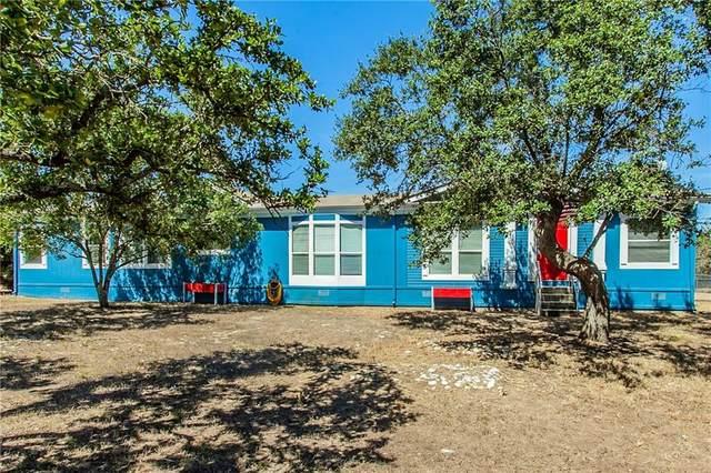 900 Indian Wells, Bertram, TX 78605 (#7256765) :: Green City Realty