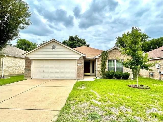 137 Meadowlark Cir, Georgetown, TX 78626 (#7257232) :: Papasan Real Estate Team @ Keller Williams Realty