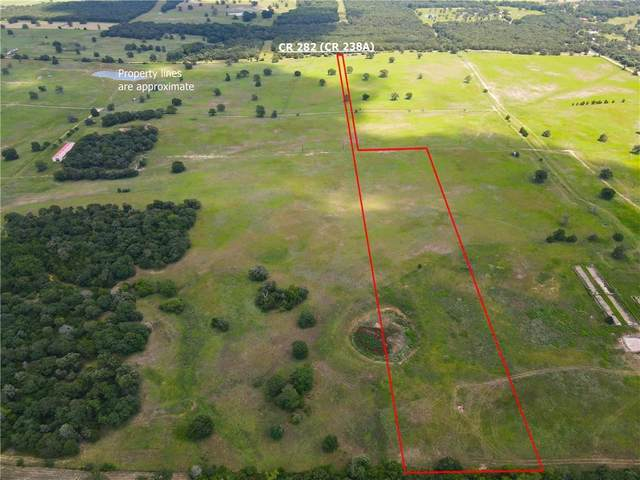 TBD County Road 238A #25, Cameron, TX 76520 (#7258512) :: Green City Realty