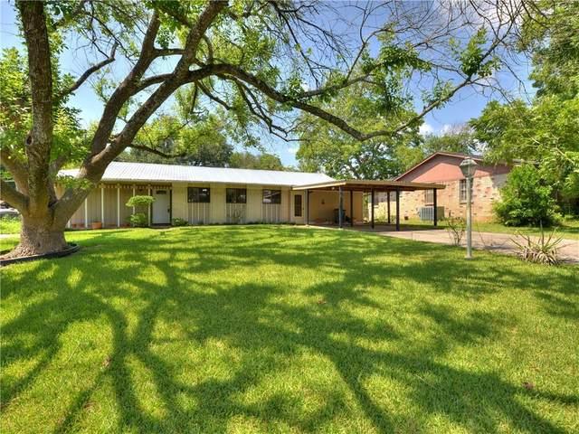 2121 Fordham Ln, Austin, TX 78723 (#7261651) :: Papasan Real Estate Team @ Keller Williams Realty