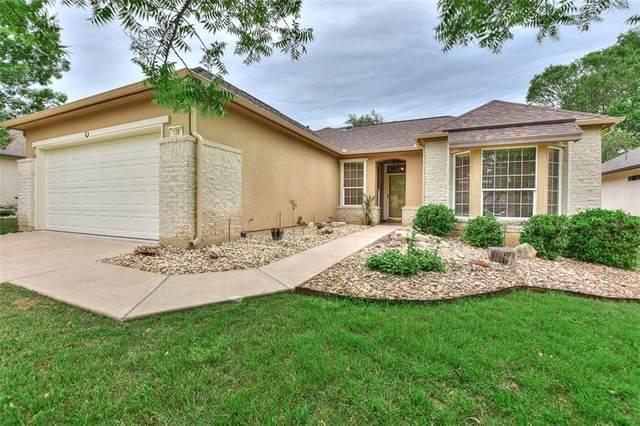 128 Dewberry Dr, Georgetown, TX 78633 (MLS #7262552) :: Vista Real Estate