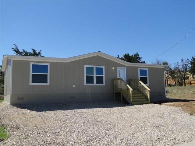 134 Brianna Cir, Johnson City, TX 78636 (#7263244) :: Ben Kinney Real Estate Team