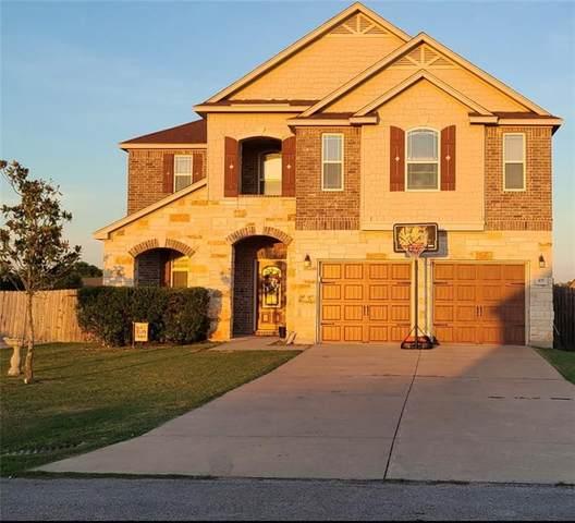 105 Tyrah Ln, Bastrop, TX 78602 (#7266537) :: Papasan Real Estate Team @ Keller Williams Realty