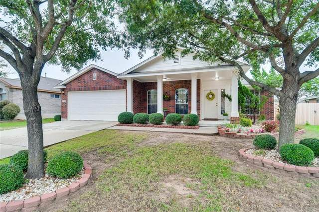 2317 Pearson Way, Round Rock, TX 78664 (#7266554) :: The Heyl Group at Keller Williams