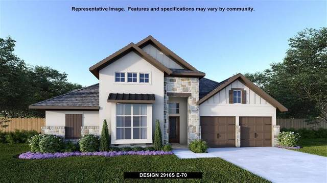 813 Heartleaf Dr, Leander, TX 78641 (#7267856) :: Papasan Real Estate Team @ Keller Williams Realty