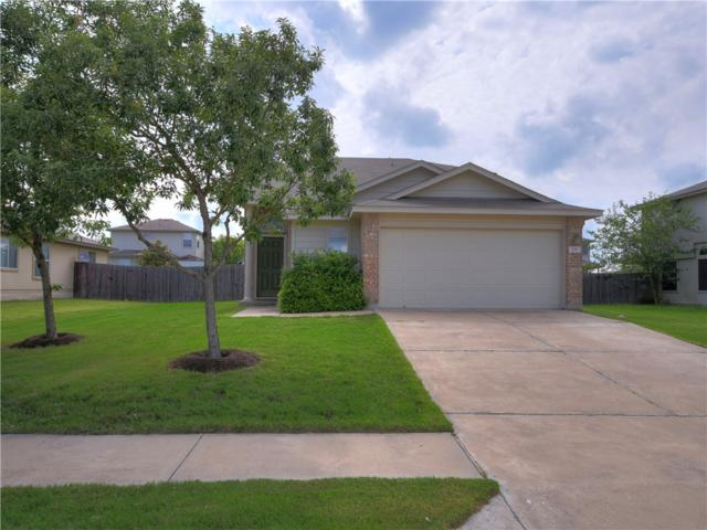 106 Anderson St, Hutto, TX 78634 (#7271332) :: The Heyl Group at Keller Williams