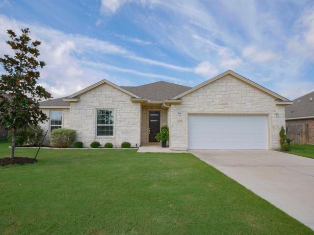 305 Jake Dr, Jarrell, TX 76537 (#7272029) :: Carter Fine Homes - Keller Williams NWMC