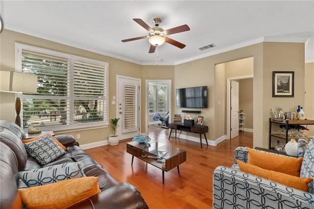 108 Perpetuation Dr #802, Austin, TX 78734 (#7276447) :: Papasan Real Estate Team @ Keller Williams Realty