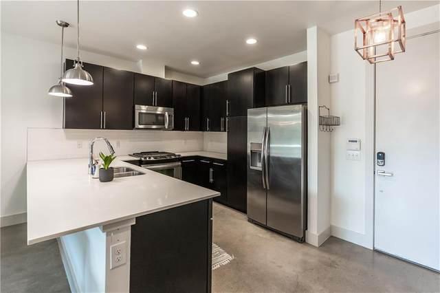 2804 Treble Ln #903, Austin, TX 78704 (#7277100) :: Lauren McCoy with David Brodsky Properties