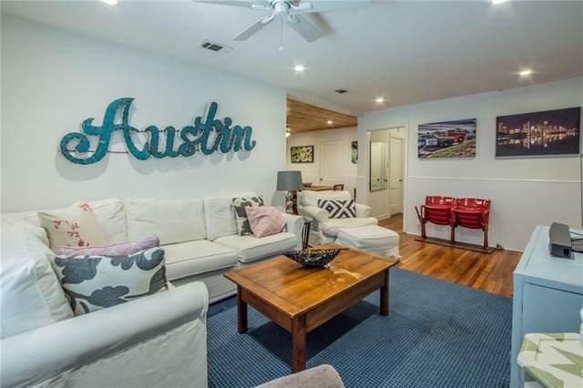 5001 Shoalwood Ave, Austin, TX 78756 (#7277664) :: Ben Kinney Real Estate Team