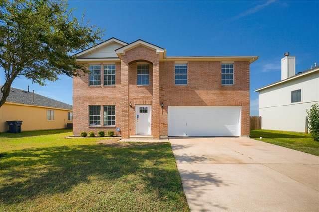 713 Eaglecreek Dr, Leander, TX 78641 (#7278621) :: Papasan Real Estate Team @ Keller Williams Realty