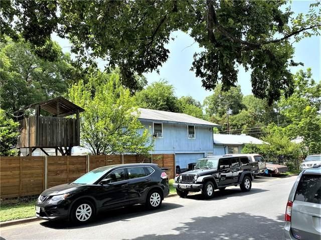 94 San Saba St, Austin, TX 78702 (#7279131) :: The Heyl Group at Keller Williams