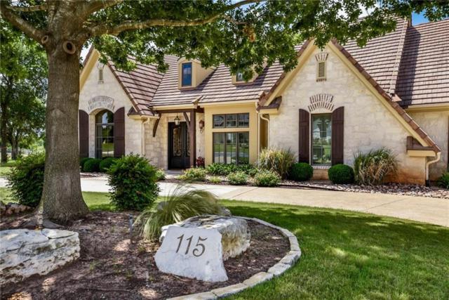 115 Birdstone Ln, Georgetown, TX 78628 (#7279925) :: 12 Points Group
