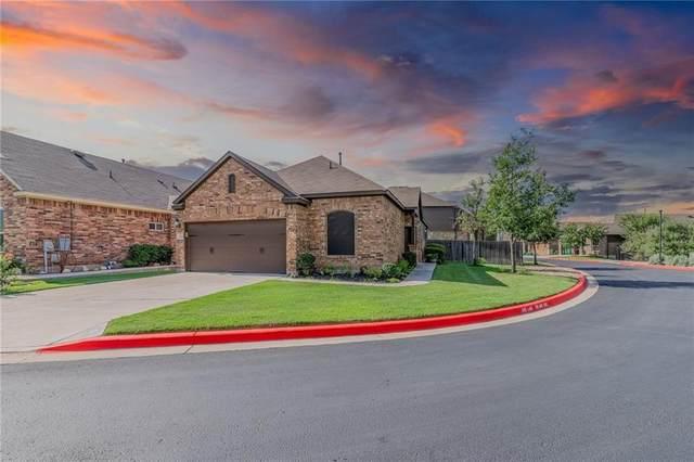 3451 Mayfield Ranch Blvd #217, Round Rock, TX 78681 (#7281328) :: Papasan Real Estate Team @ Keller Williams Realty