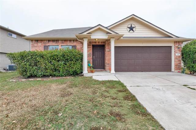 326 Almquist St, Hutto, TX 78634 (#7281665) :: The Perry Henderson Group at Berkshire Hathaway Texas Realty