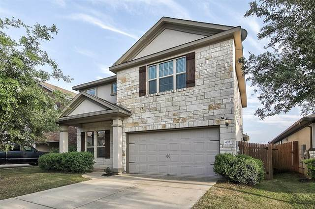 245 Wincliff Dr, Buda, TX 78610 (#7282287) :: The Heyl Group at Keller Williams