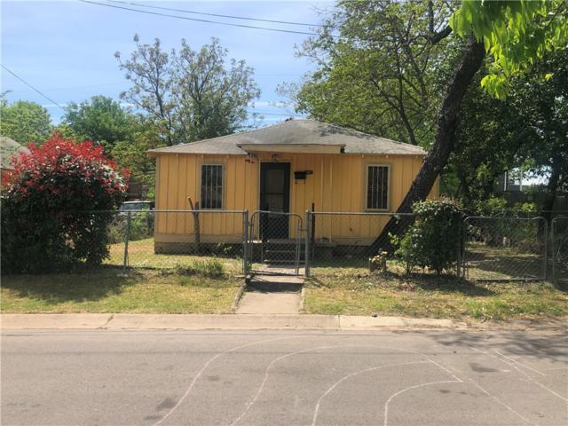 1911 N College Row NE, Austin, TX 78702 (#7282844) :: Papasan Real Estate Team @ Keller Williams Realty