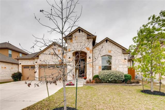 2313 Republic Trails Blvd, Leander, TX 78641 (#7283858) :: The Heyl Group at Keller Williams