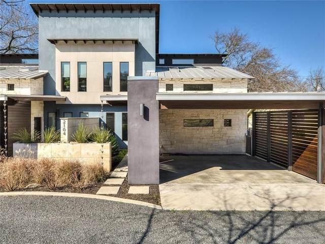 2104 Airole Way B, Austin, TX 78704 (#7288217) :: Papasan Real Estate Team @ Keller Williams Realty