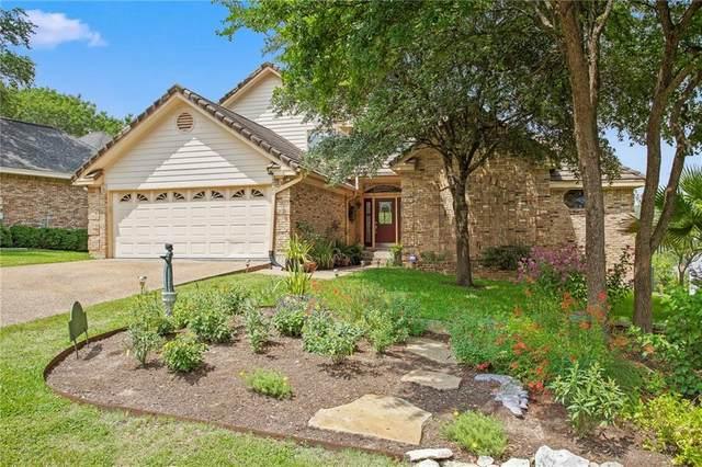 5911 Lookout Mountain Dr, Austin, TX 78731 (MLS #7291132) :: Brautigan Realty