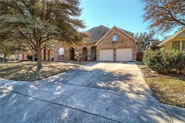2127 Clear Lake Pl, Round Rock, TX 78665 (#7291911) :: Realty Executives - Town & Country
