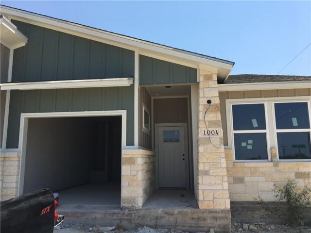 100 Bailey Kay Ct A, Jarrell, TX 76537 (#7293245) :: Ana Luxury Homes