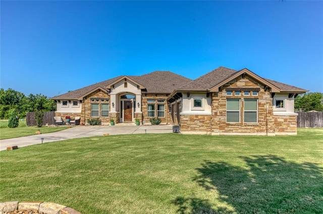 213 Angela Dr, Liberty Hill, TX 78642 (#7294283) :: Papasan Real Estate Team @ Keller Williams Realty