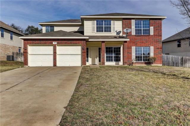 313 Crowfoot Dr, Harker Heights, TX 76548 (#7294549) :: 12 Points Group