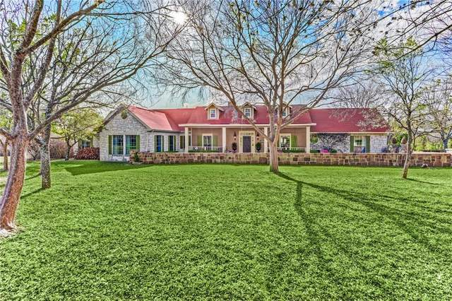 1110 S Old Stagecoach Rd, Kyle, TX 78640 (#7295404) :: RE/MAX IDEAL REALTY