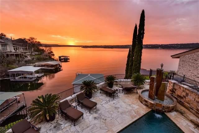 109 Edgewater Cv, Lakeway, TX 78734 (#7296443) :: Papasan Real Estate Team @ Keller Williams Realty