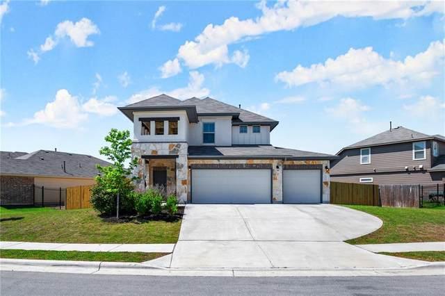 656 Cinnamon Teal Ln, Leander, TX 78641 (#7296785) :: Papasan Real Estate Team @ Keller Williams Realty