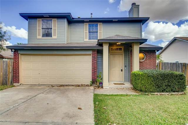 204 Meadowside Dr, Hutto, TX 78634 (#7299508) :: 12 Points Group