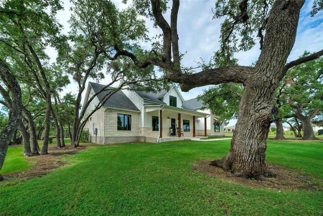 109 Diamantes Dr, Liberty Hill, TX 78642 (#7299605) :: Papasan Real Estate Team @ Keller Williams Realty