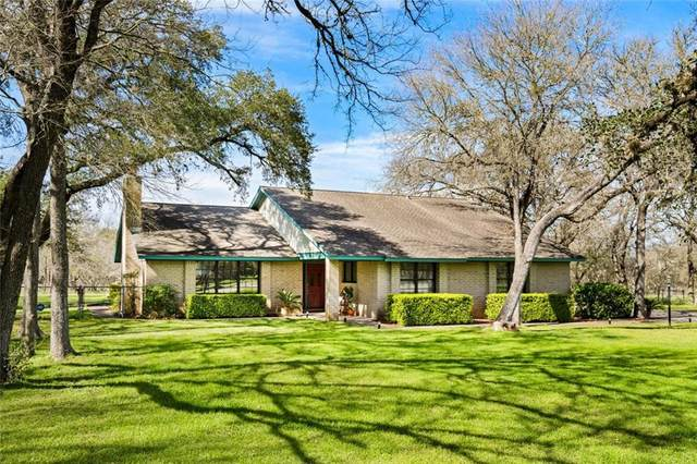 336 Live Oak Dr, Mountain City, TX 78610 (#7300330) :: The Heyl Group at Keller Williams