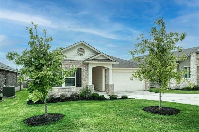 124 Finstown St, Hutto, TX 78634 (#7300386) :: The Summers Group