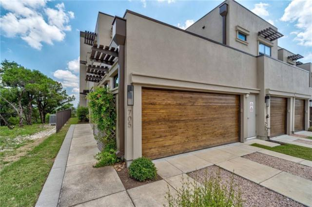 8200 Southwest Pkwy #705, Austin, TX 78735 (#7304185) :: The Perry Henderson Group at Berkshire Hathaway Texas Realty