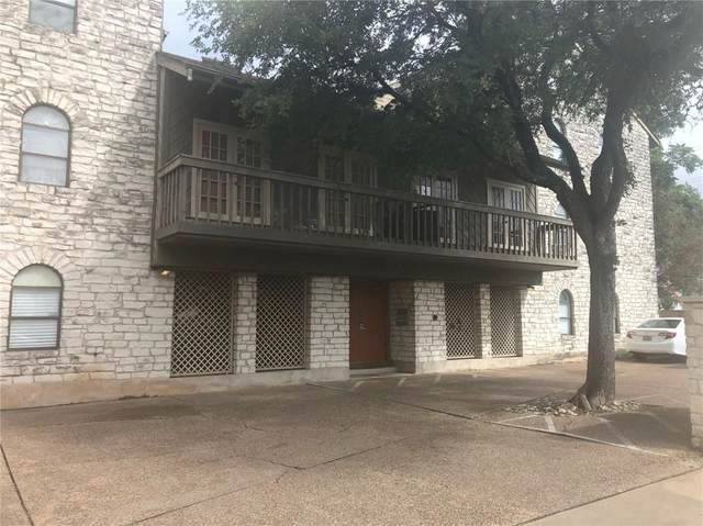 3506 Speedway #206, Austin, TX 78705 (#7305494) :: Realty Executives - Town & Country