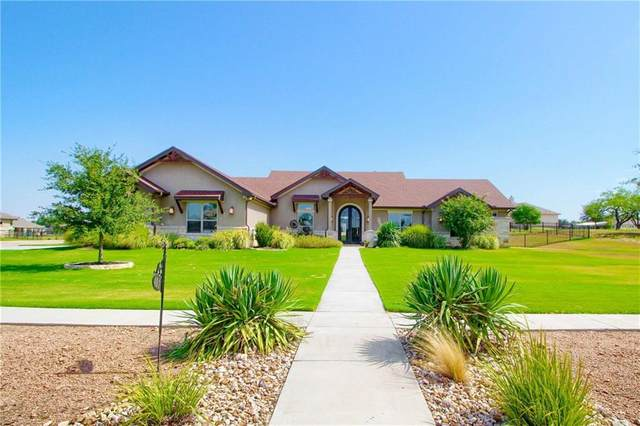 401 Golden Eagle Way, Liberty Hill, TX 78642 (#7305759) :: The Perry Henderson Group at Berkshire Hathaway Texas Realty