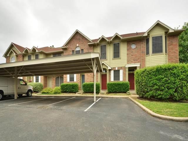 12401 Los Indios Trl #29, Austin, TX 78729 (#7306604) :: Papasan Real Estate Team @ Keller Williams Realty